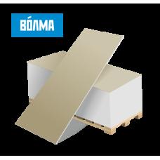Гипсокартон ВОЛМА 2500*1200*9,5 мм