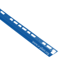 Угол для плитки  №9 наружний (голубой)...