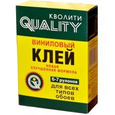"""Клей обойный виниловый """"Кволити"""" 200гр"""