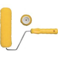 FIT 01814 Валик полиэстер., желтый 230 мм с рукоят...