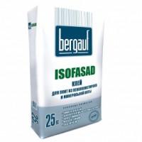 """БЕРГАУФ Клей """"Isofasad""""  для плит из пенополист. и минерал. ваты 25кг (56)$"""