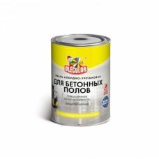 Эмаль для бетонных полов алкидно-уретановая белый (2,7 кг)OLECOLOR