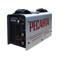 РЕСАНТА САИ 250, инвертор, 140-260В, до 250А, 7,7кВт, до 6мм электрод, 5,2кг
