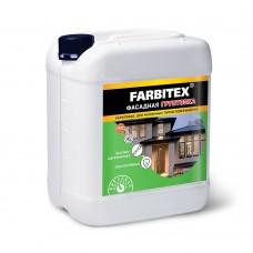 FARBITEX  Грунтовка акриловая фасадная (10 кг)