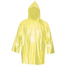 FIT 12154 Плащ-дождевик прозрачный,размер ХХХL