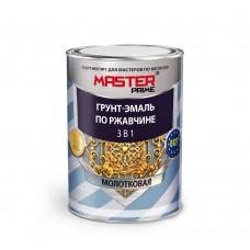 Грунт-эмаль по ржавчине  черный 0,9 кг FARBITEX ПР...