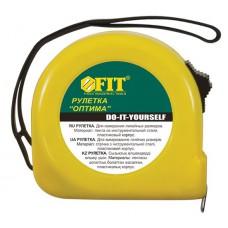 FIT 17018 Рулетка желтая