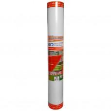 Стеклохолст малярный SD-GLASS 25гр/ м2 (1м х 50м +/-10%) Стандарт