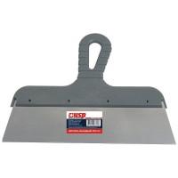 УСПЕХ 06545-1 Шпатель из нержавеющей стали с пластиковой ручкой, 450мм