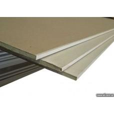КНАУФ Гипсоволокнистый лист 3100х1200х12,5мм влагостойкий фальцевая кромка