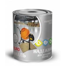 FARBITEХ  ПРОФИ Эмаль для бетонных полов алкидно-уретановая серая 2,7 кг
