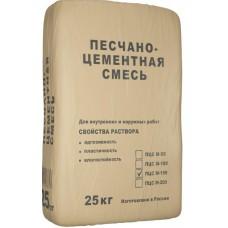 ПЦС М-150 Песчано-цементная смесь