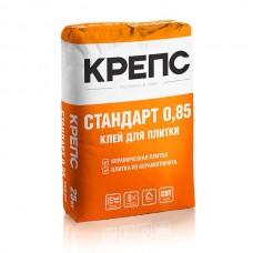 Крепс Клей для плитки Стандарт 0,85 (25кг) (56)...
