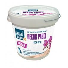 БЕРГАУФ Dekor Pasta 2мм , 25кг Готовая штукатурка с фактурой Короед