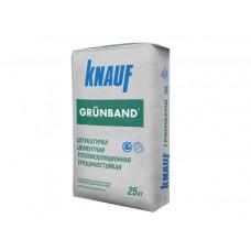 КНАУФ Грюндбанд штукатурка цементная фасадная лёгкая 25кг (30)