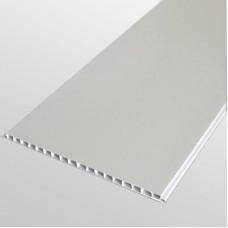 Стен.панель пластик Белая матовая  0,25 3м  (10шт)...