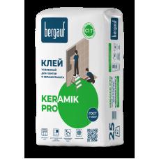 """БЕРГАУФ Клей """"Keramik Pro"""" для плитки 25кг (56)$"""