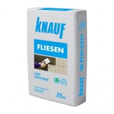 КНАУФ Флизен (25кг) клей плиточный для внут/наруж работ (48)